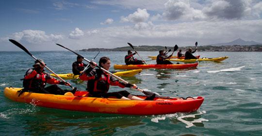 kayak seminaire cohesion