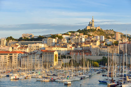 Marseille seminaires hotels