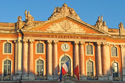 toulouse seminaire hotels capitole