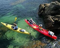canoe kayak activite seminaire convention