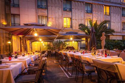 seminaires paris hotels