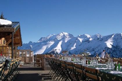 hotel seminaire ski restaurant