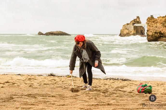 rallye pieton activité seminaire biarritz pays basque