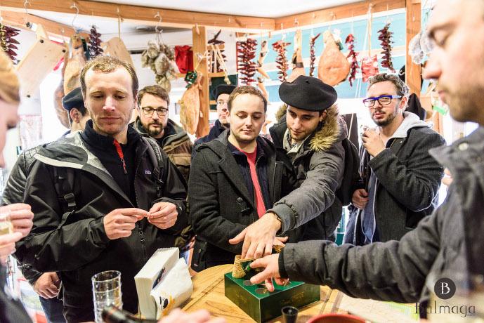 rallye pieton activité seminaire biarritz