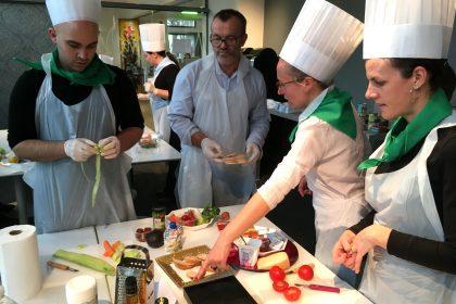 cooking challenge culinaire la rochelle