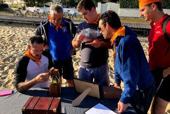 Chasse au trésor team building activites arcachon