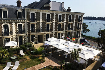 Grand Hotel Barriere Dinard - Agence Balmaga - Seminaires - Team Building